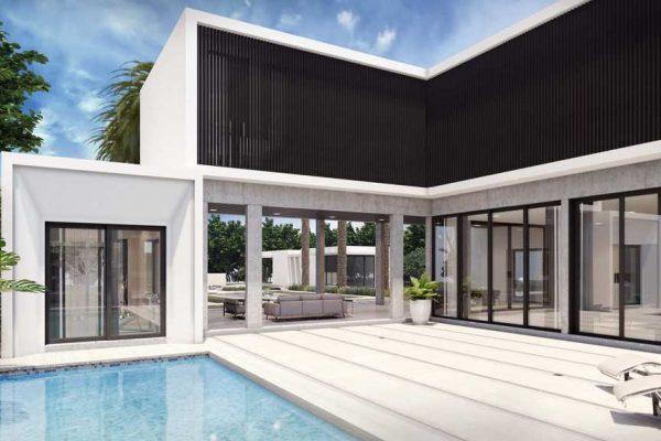 Miami Modern Pool