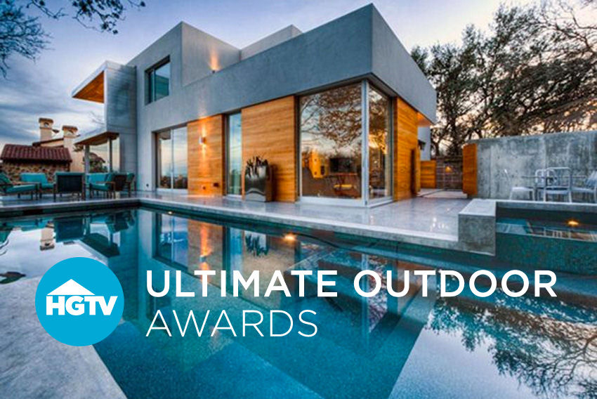 HGTV Ultimate Outdoor Awards Finalist